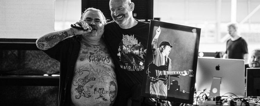 Fotoverslag: zo zag het Dynamo Metalfest streamingevent eruit met 250 man