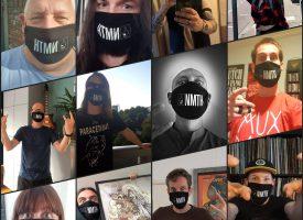 Mondkapjes? Go metal mask! – Update deel 2
