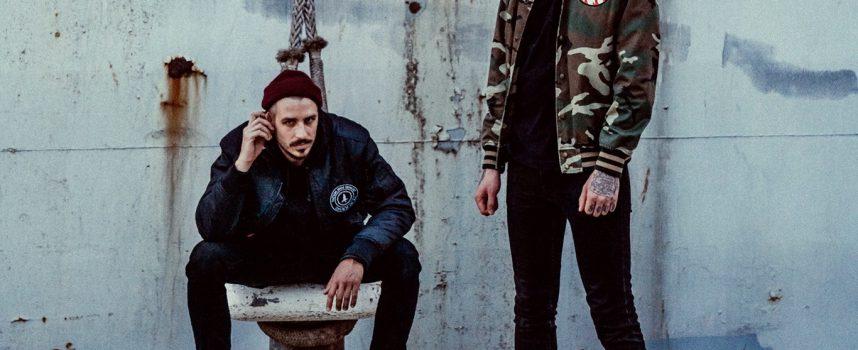 In gesprek met Doodseskader: 'Harde tijden vergen hardere muziek'