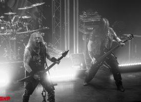 Poolse death metalmachine Vader ook vanuit de luie stoel hard en meedogenloos in De Pul