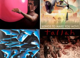 Hardhitting Albumreviews met IDLES, Osees, Tallah en Certain Animals