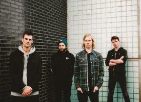 Singleprimeur: Roffa metalcore kwartet Ann My Dice sluit 2020 af met In Vain