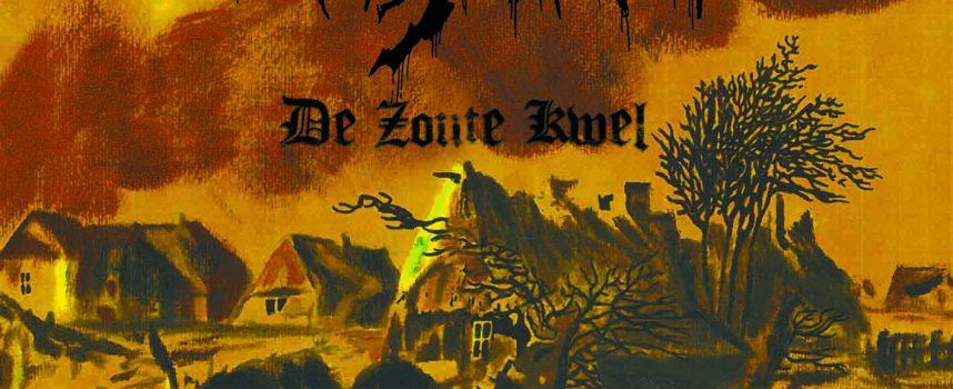 Albumreview: Grafjammer – De Zoute Kwel