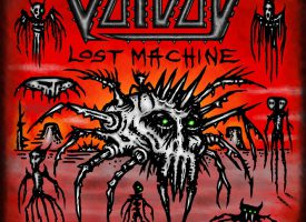 Albumreview: Voivod – Lost Machine – Live