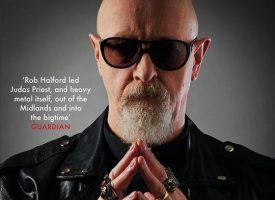 Lockdown-leesvoer: Halford doet een boekje open in Confess