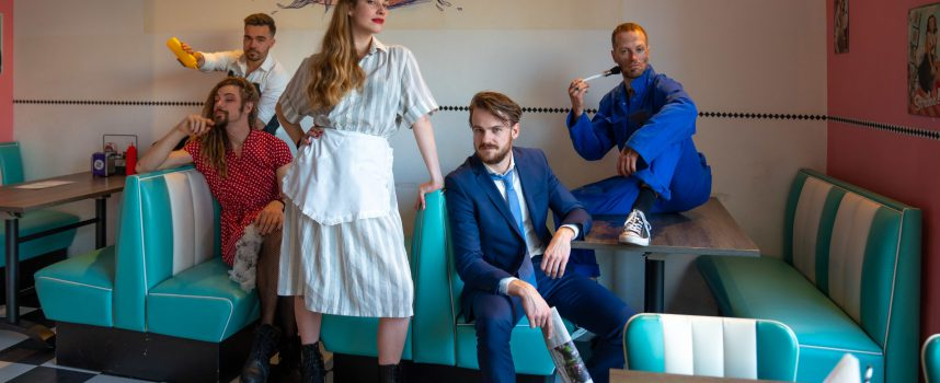 Video van de Week: El Fatso serveert je een portie Rock 'n' Roffa met Touch Base