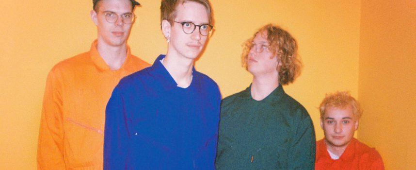 Vlammende single alert: KIEFF brengt indie en post-punk in innige verbintenis met Torch