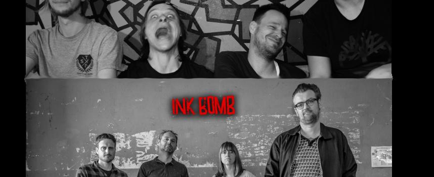 Dubbele punkprimeur met Ink Bomb en No Breakfast Goodbye: beluister hier Mutilation Boy en The Losers Club