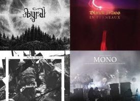 Hardhitting Albumreviews met MONO, Pupil Slicer, Blanck Mass en Byrdi