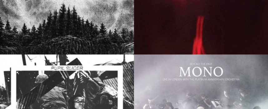 Hardhitting Albumreviews met MONO, Pupil Slicer, Blanck Mass en Byrdi