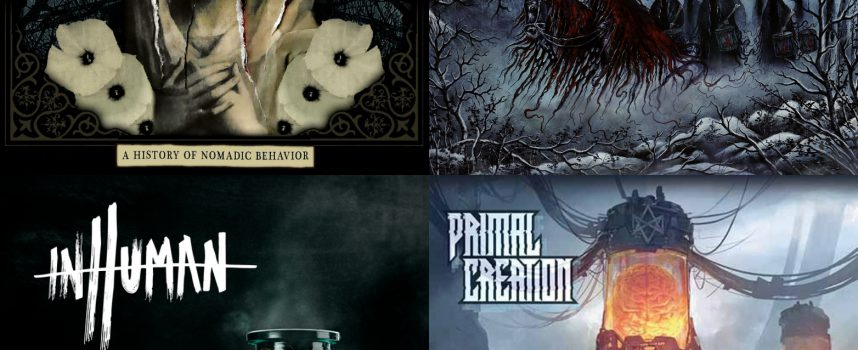 Hardhitting Albumreviews met Fuath, InHuman, Primal Creation en Eyehategod