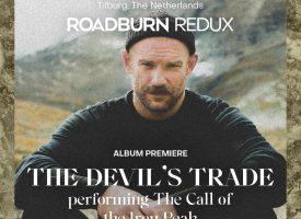 Roadburn Redux interview The Devil's Trade: Volledige Rust bij de Iron Peak