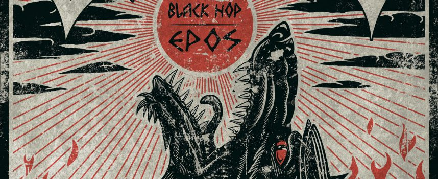 Black metal x hiphop albumreview: Uratsakidogi – Black Metal. Epos