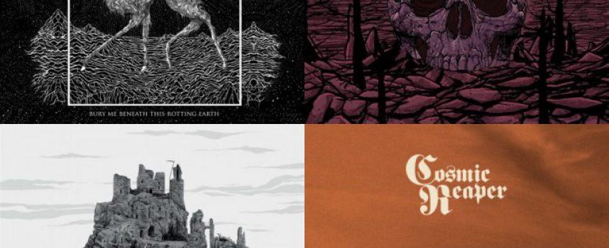 Hardhitting Albumreviews met Cult of Occult, Conan, Body Void en Cosmic Reaper