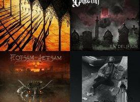 Hardhitting Albumreviews met Perturbator, Grief Collector, Flotsam and Jetsam en Xasthur
