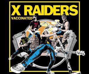 Video van de Week: X-Raiders staat klaar voor de spuit met I Wanna Be Vaccinated