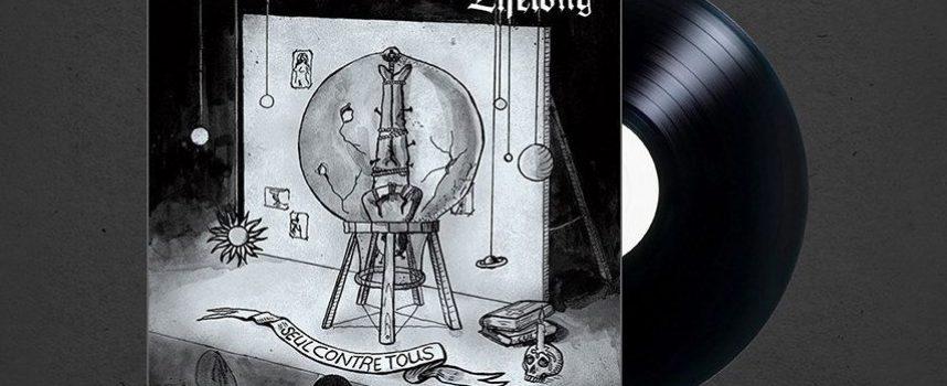 WINACTIE: Maak kans op 2×1 vinyl exemplaar van de nieuwe Lifelong EP!