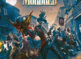 Albumreview: Mordred – The Dark Parade