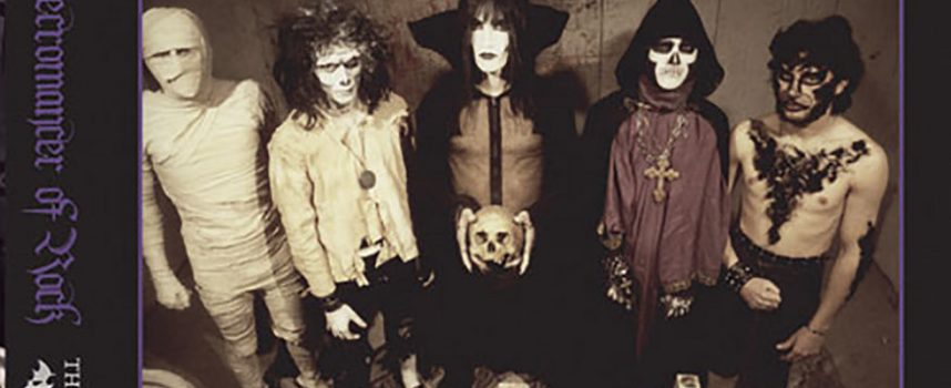 Leesvoer: Steve Sylvester & Gianni Della Cioppa – The Necromancer Of Rock: Death SS 1978 – 1982