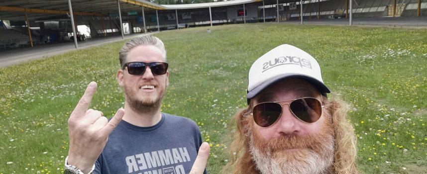 """Interview met Loud Noise: """"Dynamo Metalfest gaat door!"""""""