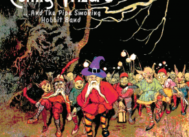 Albumreview: Comfy Wizard …And The Pipe Smoking Hobbit Band – When Hobbits And Gnomes Unite / The Search For The Ultimate Pipe