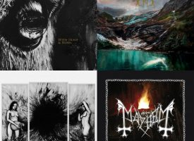 Hardhitting Albumreviews met Rituals of the Dead Hand, Mannveira, Underdark en Mayhem