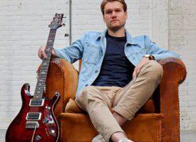 Rocken voor het goede doel met Roderick van den Brink: luister nu debuutsingle Wake Up!