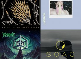Hardhitting Albumreviews met Lantlôs, Botanist/Thief, Sons Of Alpha Centauri en Wizardthrone