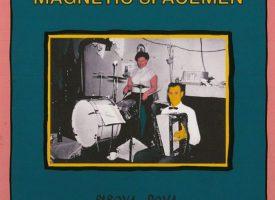 Albumreview: Magnetic Spacemen doet greep naar NLse garageplaat van het jaar met Papoya Poya