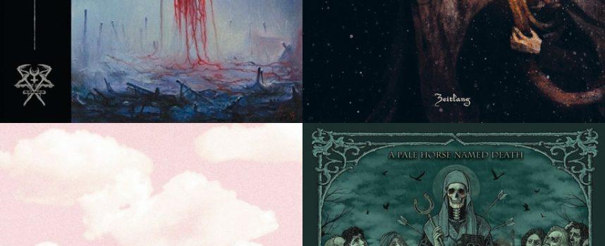Hardhitting Albumreviews met Lorna Shore, Gràb, Turnstile en A Pale Horse Named Death