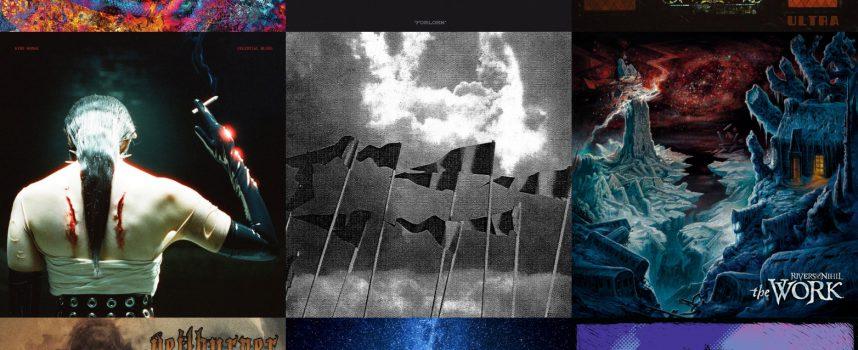 Heavy tips voor Bandcamp Friday pt. 10! Oa Rivers Of Nihil, Iskandr, King Woman, Kadabra, Change en Blood Moon
