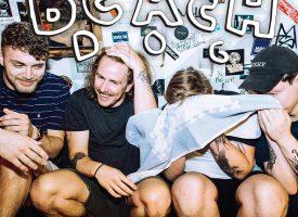 David Achter de Molen (John Coffey) keert terug met grunge/hardcoreband Beachdog! Eerste single hier…