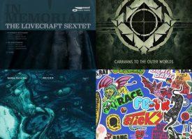 Hardhitting Albumreviews met The Lovecraft Sextet, Enslaved, Frank Carter & The Rattlesnakes en Spiritbox