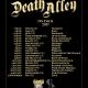 Death Alley vindt 'vers vlees' en gaat weer op tour